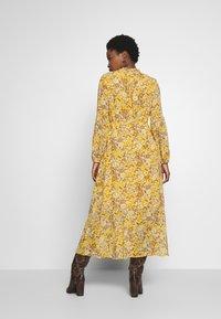 Love Copenhagen - BABARELLA DRESS - Maxikjoler - yellow - 2