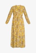 BABARELLA DRESS - Maxikjole - yellow