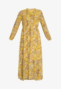 Love Copenhagen - BABARELLA DRESS - Maxikjoler - yellow - 4