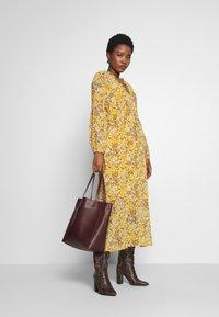 Love Copenhagen - BABARELLA DRESS - Maxikjoler - yellow - 1