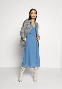 Love Copenhagen - GABRIELA DRESS - Day dress - blue - 1