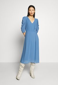 Love Copenhagen - GABRIELA DRESS - Day dress - blue - 0
