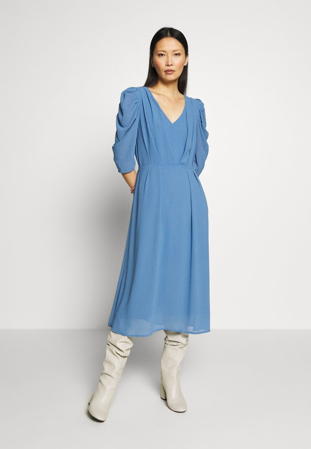 GABRIELA DRESS - Kjole - blue