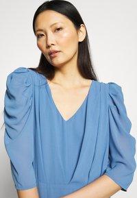 Love Copenhagen - GABRIELA DRESS - Day dress - blue - 4
