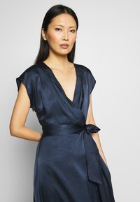 Love Copenhagen - LORETTA DRESS LONG - Vestido largo - maritime blue - 3