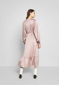 Love Copenhagen - WRAP DRESS - Juhlamekko - etherea - 2