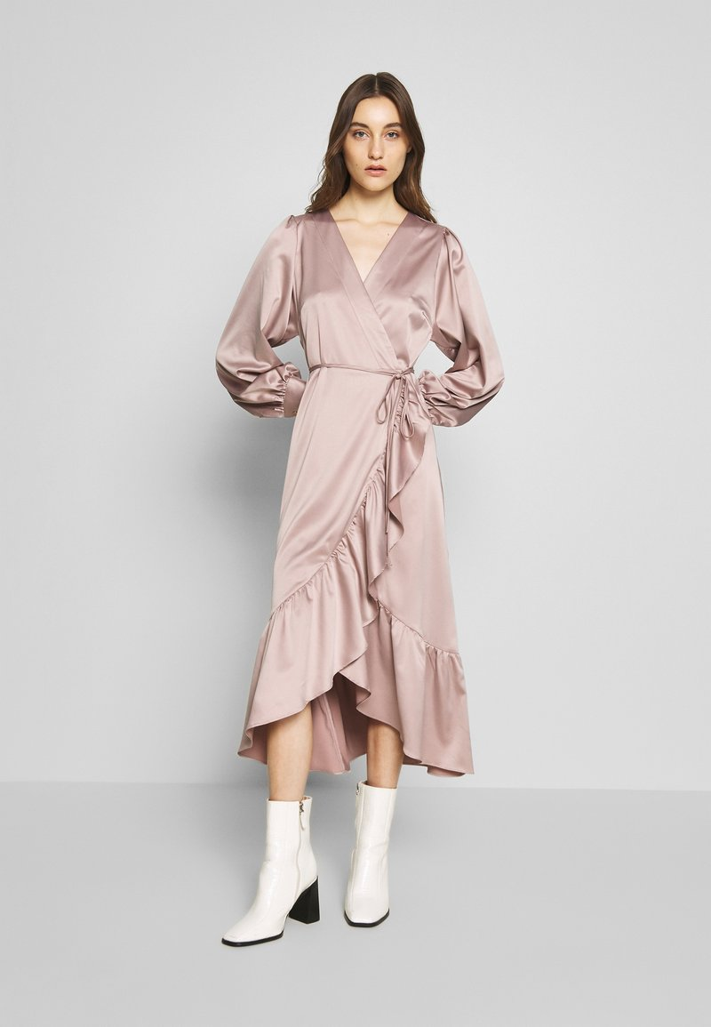 Love Copenhagen - WRAP DRESS - Juhlamekko - etherea