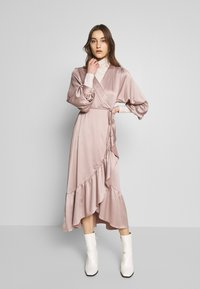 Love Copenhagen - WRAP DRESS - Juhlamekko - etherea - 1