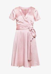 Love Copenhagen - LORETTAL DRESS SHORT - Cocktailkjoler / festkjoler - pink nectar - 4