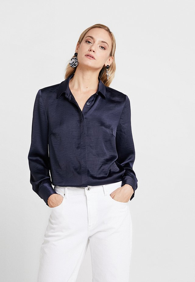Skjortebluser - royal navy blue