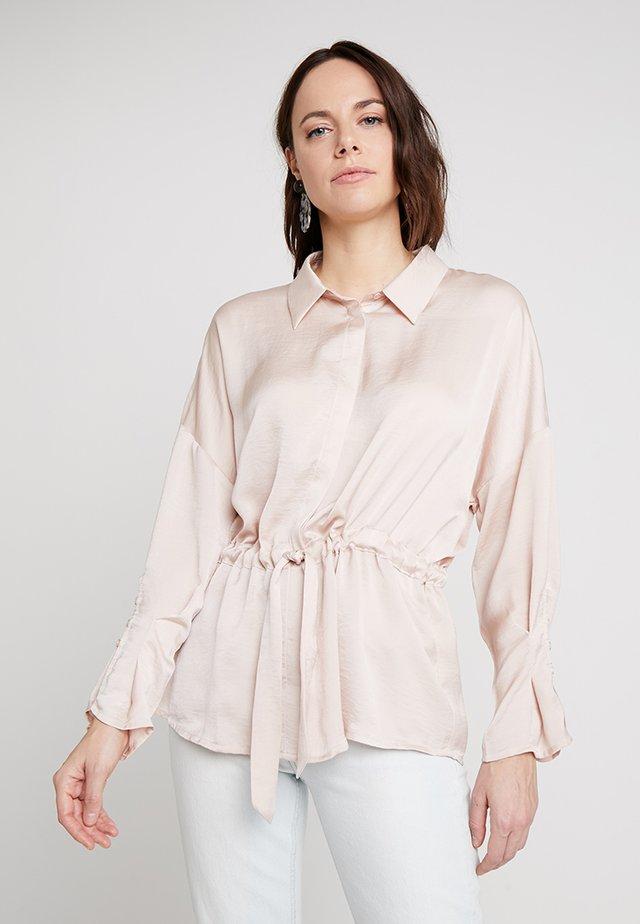 MARISA ELEGANT - Skjortebluser - rose dust