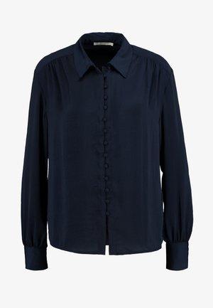 SADIELC - Button-down blouse - captain navy