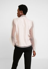 Love Copenhagen - ORGANZA BLOUSE - Blouse - veiled rose - 2