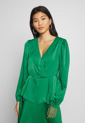NILALC BLOUSE - Bluzka - jolly green