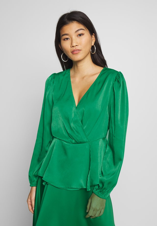 NILALC BLOUSE - Bluser - jolly green