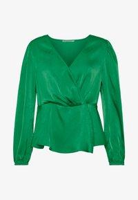 Love Copenhagen - NILALC BLOUSE - Bluser - jolly green - 3