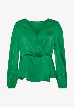 NILALC BLOUSE - Bluser - jolly green