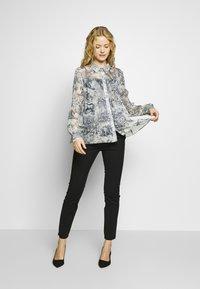Love Copenhagen - SENLC - Button-down blouse - total eclipse - 1