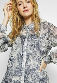 Love Copenhagen - SENLC - Button-down blouse - total eclipse - 4