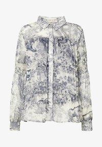 Love Copenhagen - SENLC - Button-down blouse - total eclipse - 3