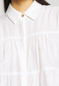 Love Copenhagen - MONIKALC - Button-down blouse - snow white - 5
