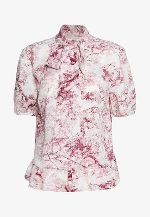 HOLLYLC BLOUSE - Blouse - red toile de jouy
