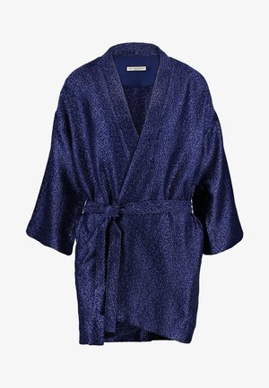 LYNNE EVENING KIMONO - Chaqueta fina - royal navy blue