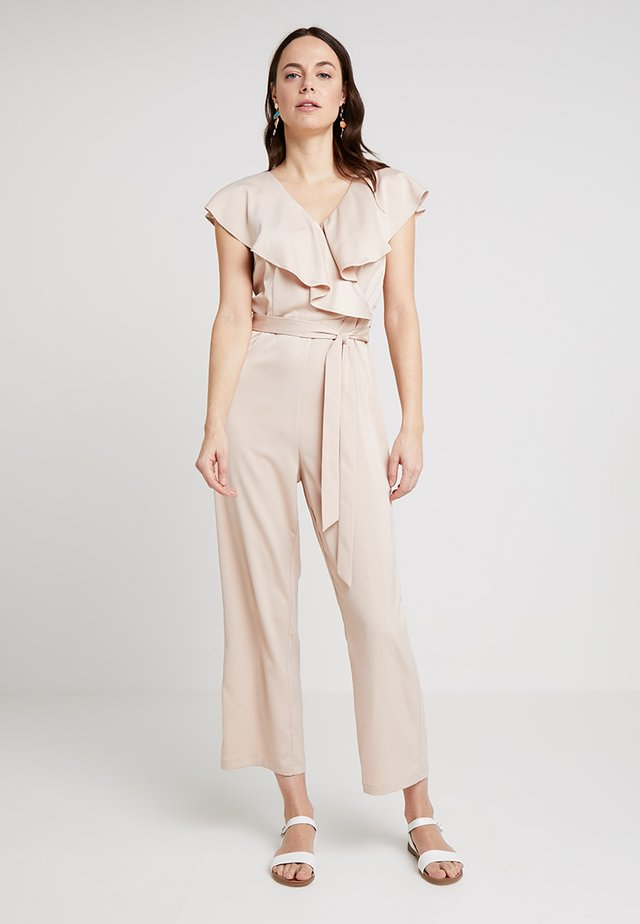FORMAL - Overall / Jumpsuit /Buksedragter - rose dust