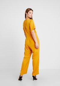 Love Copenhagen - SADIELC - Overall / Jumpsuit /Buksedragter - golden glow - 2