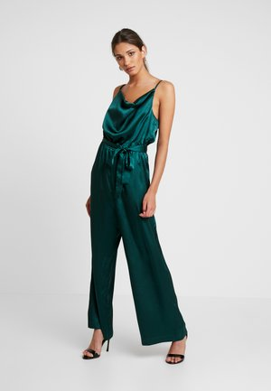LORA - Overall / Jumpsuit /Buksedragter - sea green