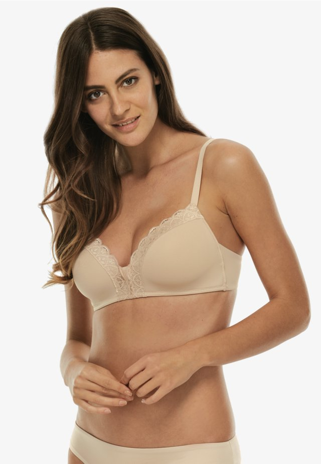 SENSUAL TOUCH - Reggiseno push-up - skin