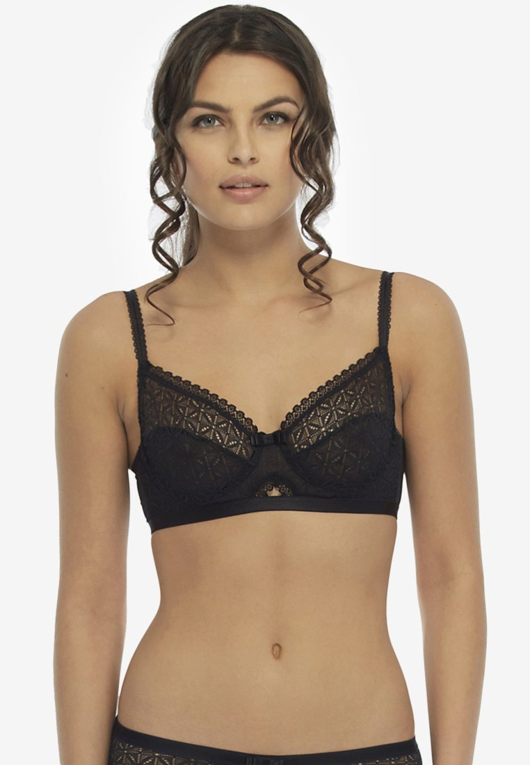 Lovable - TRENDY LACE - Reggiseno con ferretto - black