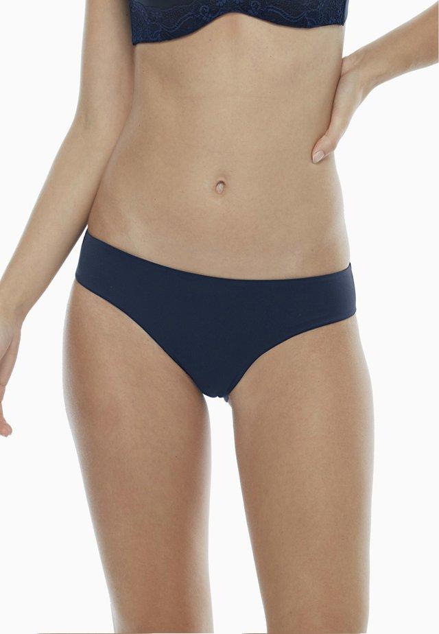 LOVABLE SLIP INVISIBLE WOMAN - Slip - dark blue