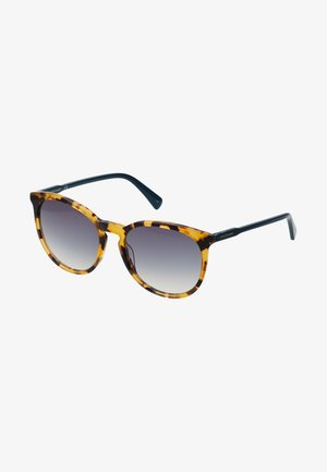 Sluneční brýle - vintage havana/petrol