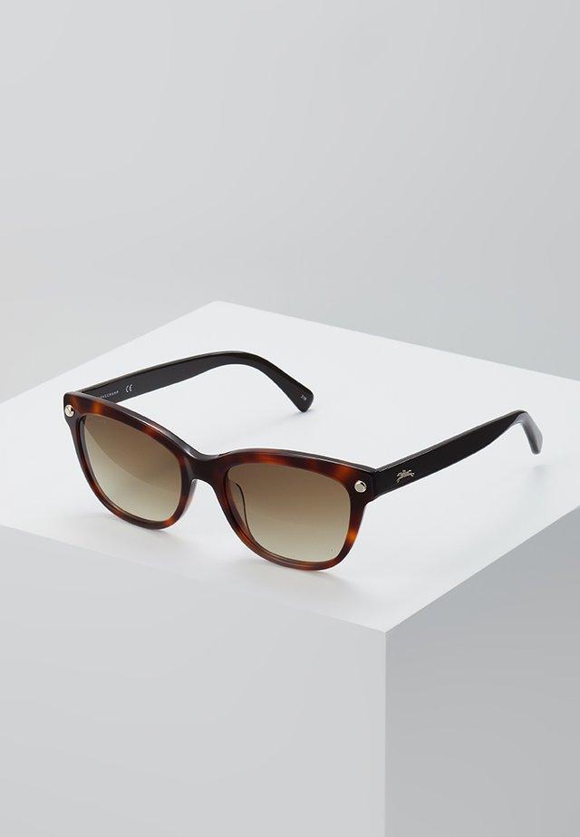 Okulary przeciwsłoneczne - blonde havana