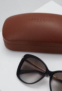 Longchamp - Sluneční brýle - black - 2