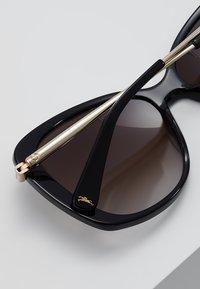 Longchamp - Sluneční brýle - black - 4