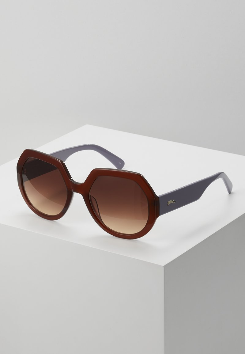 Longchamp - Zonnebril - brown