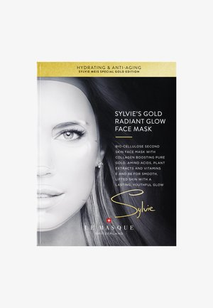 SYLVIE'S GOLD RADIANT GLOW FACE MASK - Masque visage - -