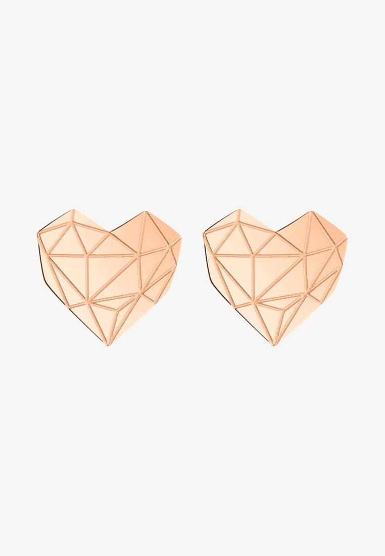 Liebeskind Berlin - Earrings - rose gold