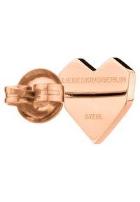 Liebeskind Berlin - Earrings - rose gold - 5