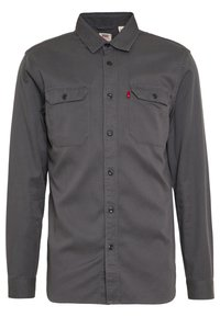 Levi's® Extra - JACKSON WORKER - Overhemd - forged iron - 0