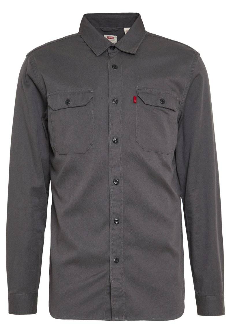 Levi's® Extra - JACKSON WORKER - Overhemd - forged iron