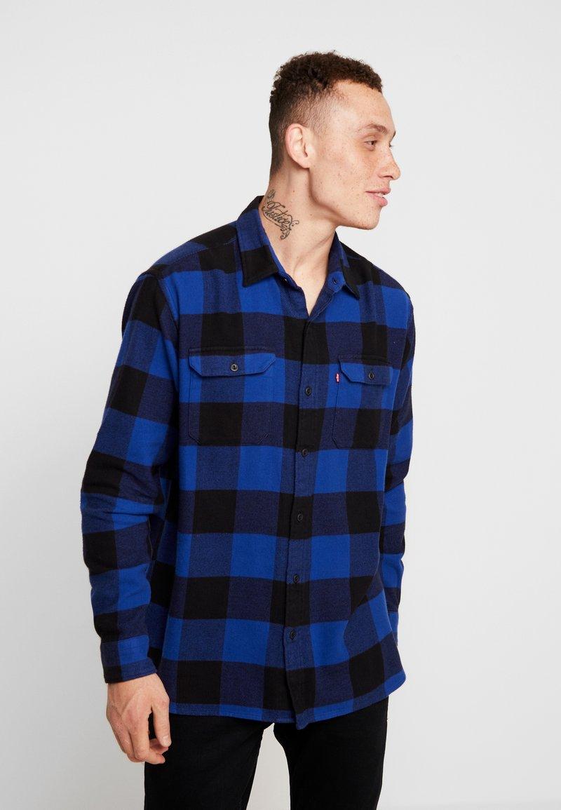 Levi's® Extra - JACKSON WORKER - Shirt - bandurria sodalite blue