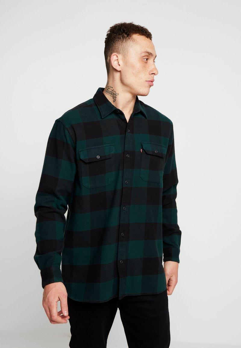 Levi's® Extra - JACKSON WORKER - Overhemd - bandurria pine grove