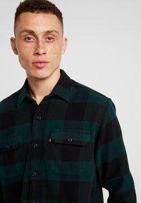 Levi's® Extra - JACKSON WORKER - Overhemd - bandurria pine grove - 3