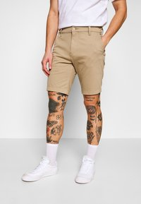 Levi's® - STD TPR CHINO SHORT SSZ - Shorts - true chino wonderknit short ccu b - 0