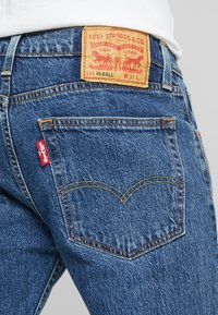 Levi's® Extra - 502™ TAPER HI-BALL - Jeans Tapered Fit - blue comet base - 4