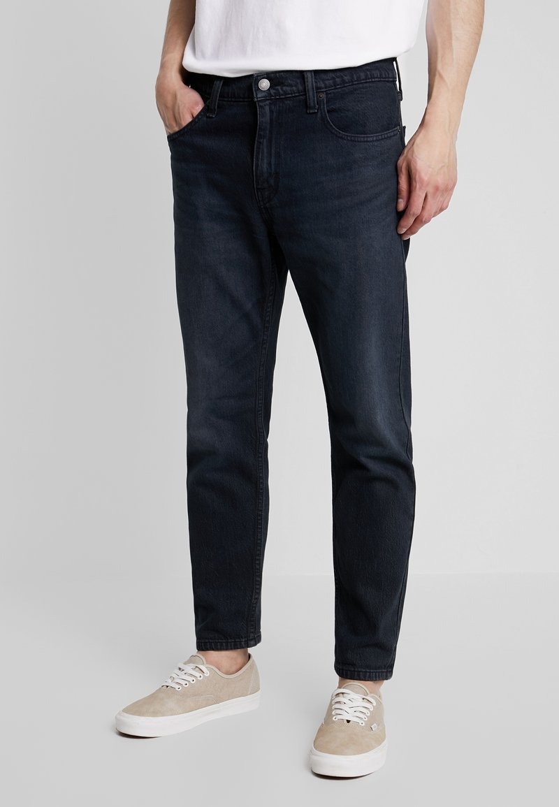 Levi's® Extra - 502™ TAPER HI-BALL - Jeans Tapered Fit - blue comet/black od