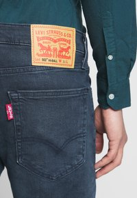 Levi's® - 502™ TAPER HI-BALL - Jeans Tapered Fit - swamp land - 3